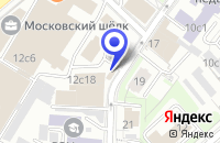 Схема проезда до компании МАГАЗИН БИЗНЕС ДИЗАЙН МЕБЕЛЬ в Москве