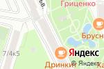 Схема проезда до компании СПСР-ЭКСПРЕСС в Москве