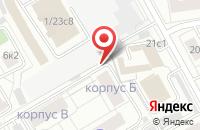 Схема проезда до компании Московский Фотоклуб в Москве