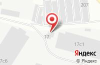 Схема проезда до компании АББ в Подольске