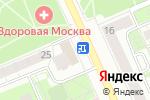 Схема проезда до компании Почтовое отделение №127422 в Москве