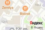 Схема проезда до компании ДИЗАЙН ИНТЕРЬЕРОВ в Москве