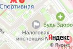Схема проезда до компании ИФНС в Москве