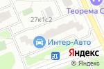 Схема проезда до компании Парикмахерская №5 в Москве