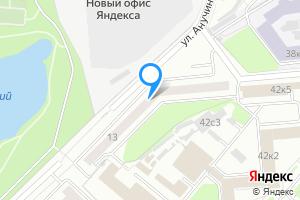 Сдается однокомнатная квартира в Москве ул. Косыгина, 13