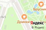 Схема проезда до компании Elysse dress в Москве