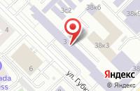 Схема проезда до компании Лоцман в Москве