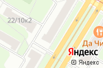 Схема проезда до компании ArredoStudio в Москве