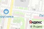 Схема проезда до компании Тайские продукты в Москве