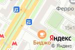 Схема проезда до компании Нина ИВ в Москве