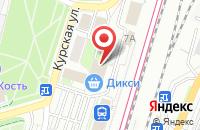 Схема проезда до компании Ломбард Горизонт в Подольске