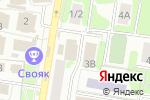 Схема проезда до компании Архивный отдел в Москве