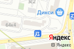 Схема проезда до компании Митник и Компания в Москве