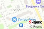 Схема проезда до компании Магазин рыбы в Москве