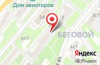Схема проезда до компании Климатстрой в Москве