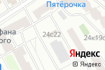 Схема проезда до компании Шиномонтажная мастерская на Петровско-Разумовском проезде в Москве