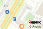 Схема проезда до компании Шкодим в Москве