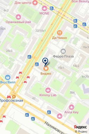 КОНДИТЕРСКАЯ ЛАВКА на карте Москвы