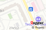 Схема проезда до компании Аппарат Совета депутатов муниципального округа Бескудниковский в Москве