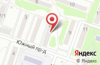 Схема проезда до компании Почтовое отделение №142115 в Подольске