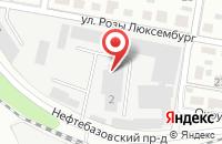 Схема проезда до компании Эскар в Подольске