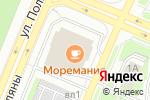 Схема проезда до компании Аленький цветочек в Москве