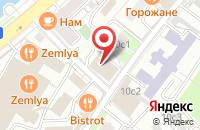 Схема проезда до компании Сибирские Цветные Металлы в Москве