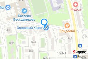 Снять однокомнатную квартиру в Москве Дубнинская ул., 17к2