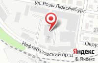 Схема проезда до компании Всё в Подольске