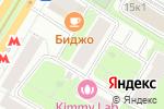 Схема проезда до компании Стоматология на Профсоюзной в Москве