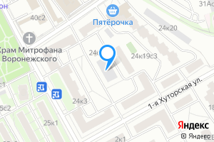Комната в Москве м. Дмитровская, Петровско-Разумовский проезд, 24с11