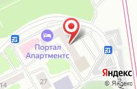 Схема проезда до компании Парковый в Подольске