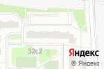 Схема проезда до компании Территориальная избирательная комиссия района Восточное Дегунино в Москве