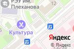 Схема проезда до компании Салон цветов и подарков на Погодинской в Москве