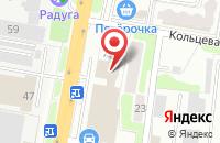 Схема проезда до компании BibikaCar в Подольске