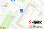 Схема проезда до компании Markes в Москве