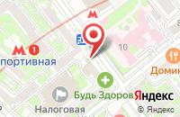Схема проезда до компании Управляющая компания  в Москве