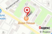 Схема проезда до компании Афиша Интернейшнл в Москве
