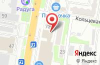 Схема проезда до компании ЭТМ в Подольске