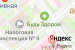 Схема проезда до компании DSHolding в Москве