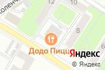 Схема проезда до компании На Масловке в Москве