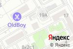 Схема проезда до компании ПГС в Москве