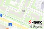 Схема проезда до компании Ajax в Москве