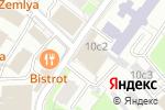 Схема проезда до компании HOME builder в Москве