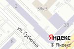 Схема проезда до компании Головной проектный и научно-исследовательский институт Российской Академии Наук в Москве