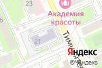 Схема проезда до компании Специальная (коррекционная) общеобразовательная школа-интернат №81 в Москве