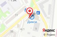 Схема проезда до компании Эльда-М в Подольске