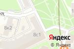 Схема проезда до компании Турин в Москве