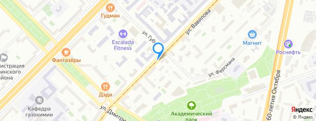 улица Вавилова