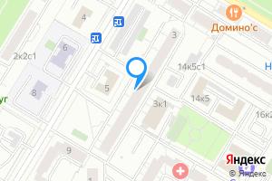 Комната в Москве ул. Ивана Бабушкина, 3